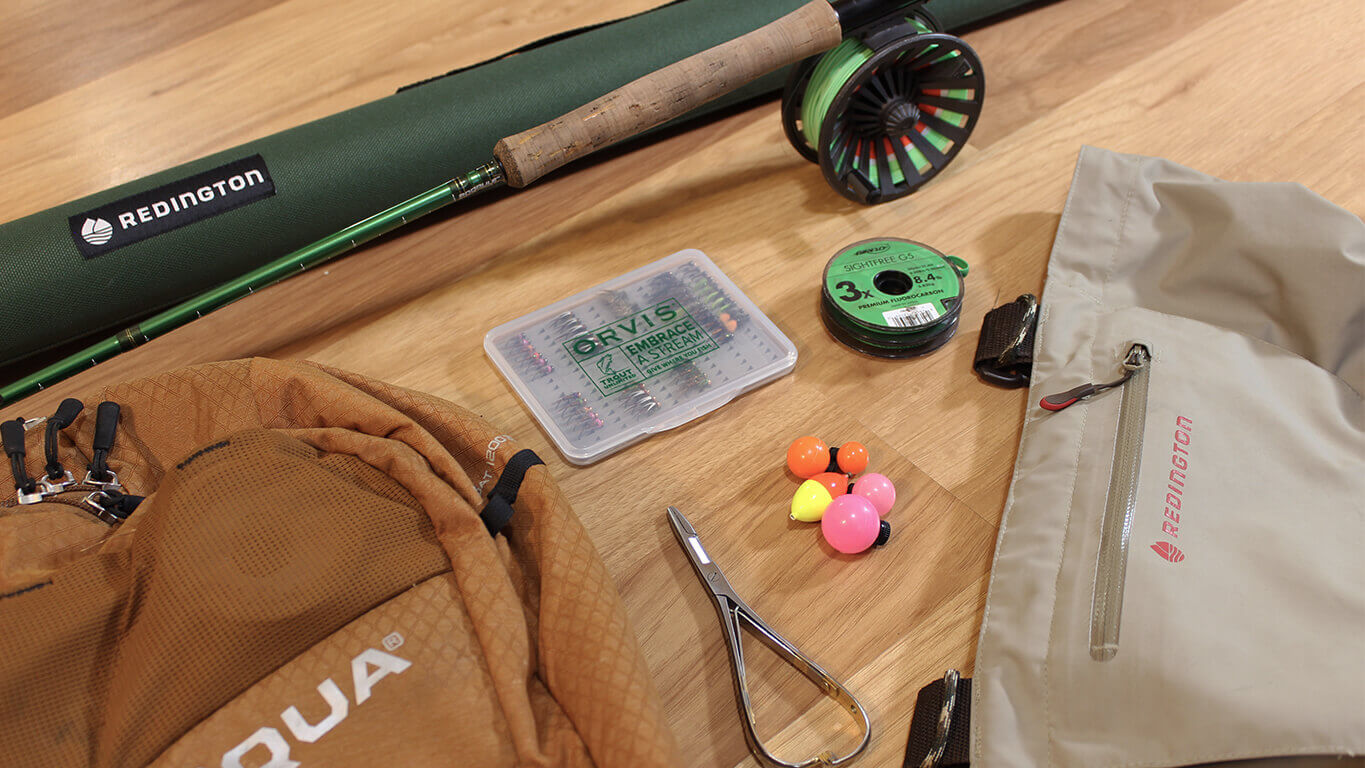 Fly Fishing Gear for Lake Superior Steelhead